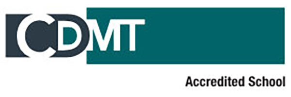 CDMT Accredited Logo